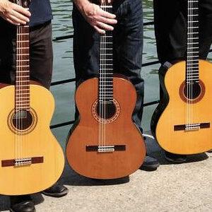 Ensemble di chitarre diretto da Ganesh Del Vescovo