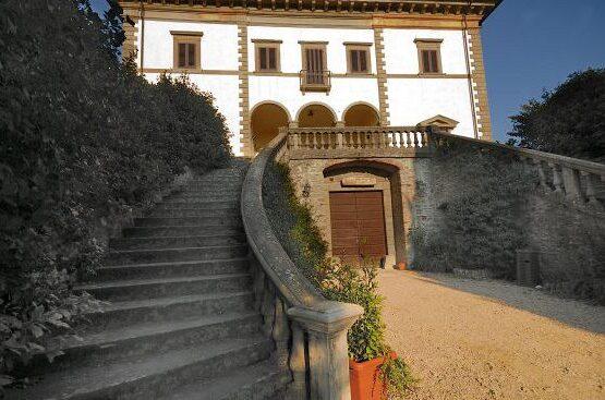 Villa Poggio Reale - Rufina