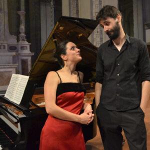 Alessandro Casini e Marlene Fuochi
