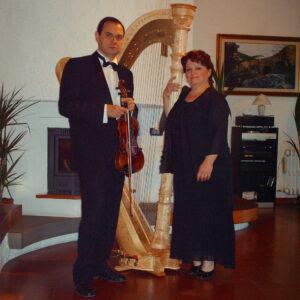 Marco Lorenzini e Patrizia Pinto